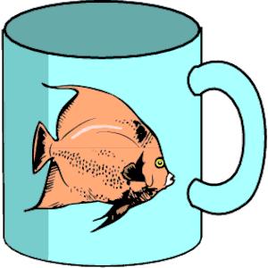 Mug Fish clipart, cliparts of Mug Fish free download (wmf, eps, emf.