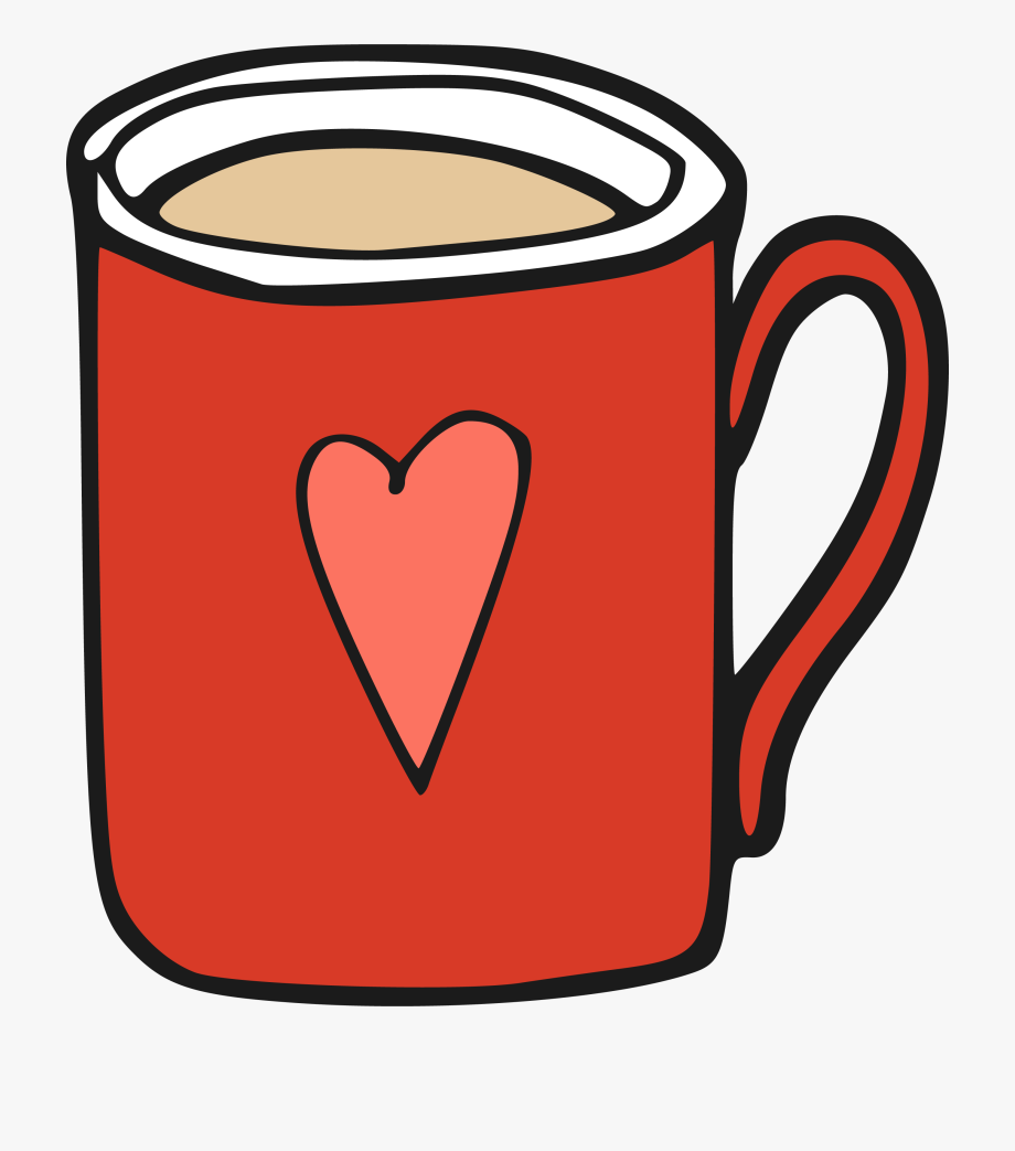 Cartoon Coffee Mug Png, Cliparts & Cartoons.