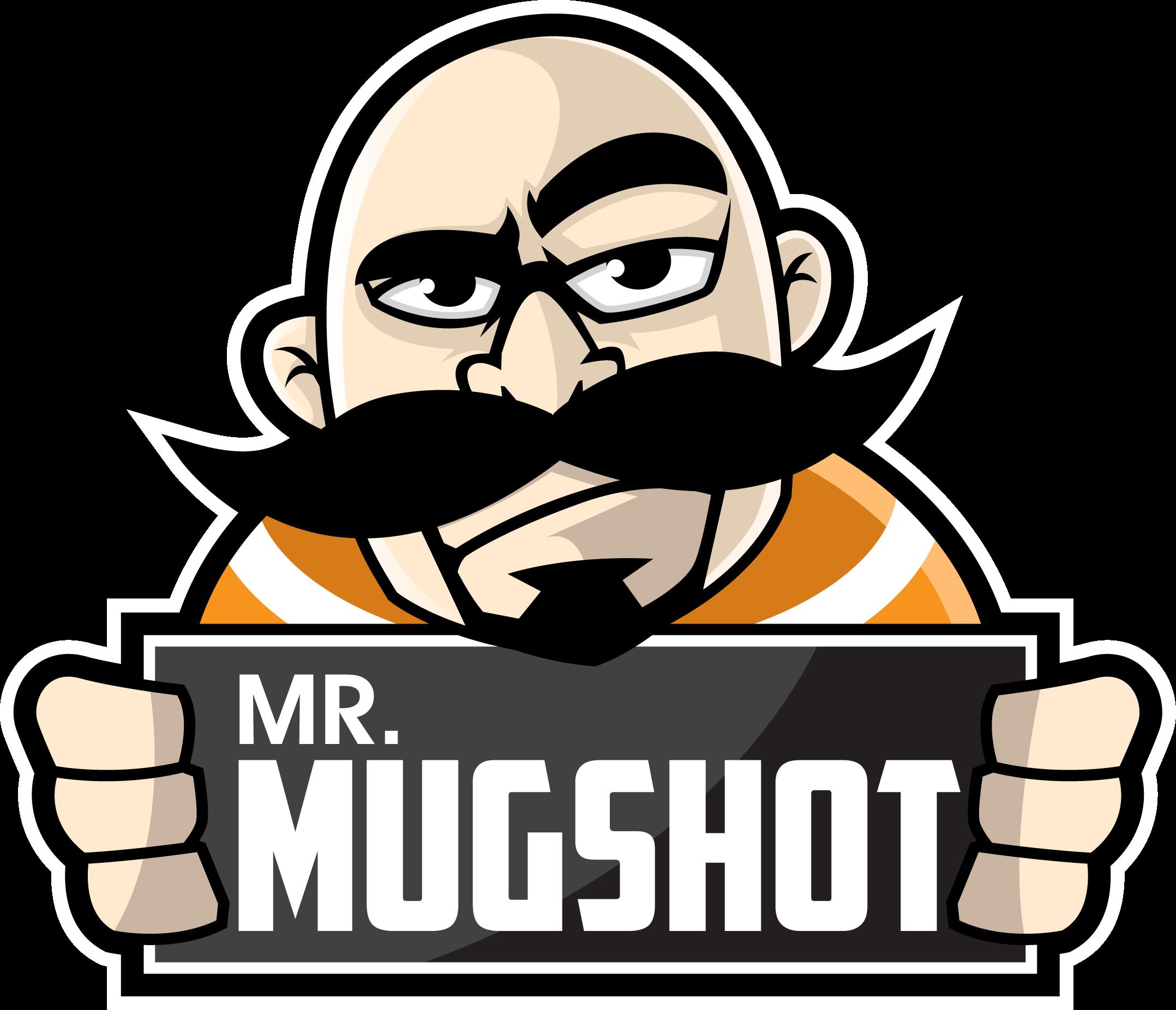 Criminal Mugshots Clipart.