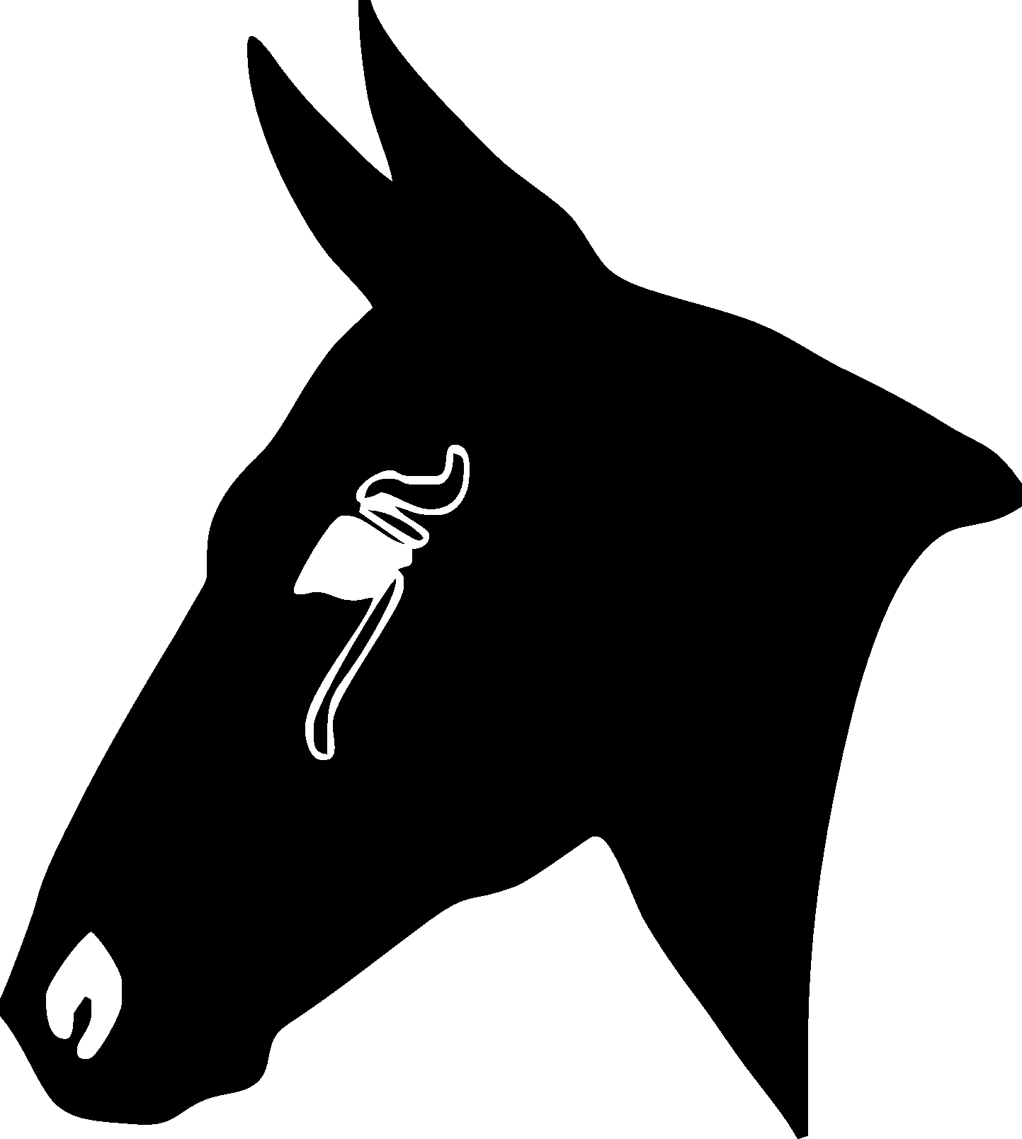 clipart mule head 20 free cliparts download images on