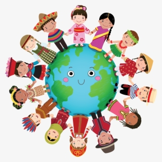Free Multicultural Clip Art with No Background.