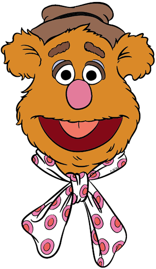 The Muppets Clip Art.