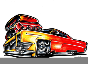 Muscle Car Clipart Free.