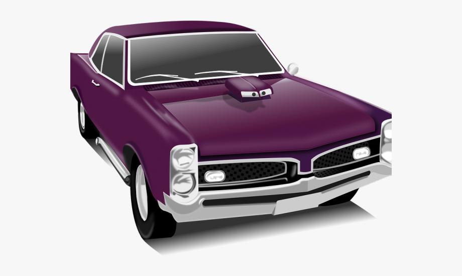 Classic Car Clipart Vintage Vehicle.