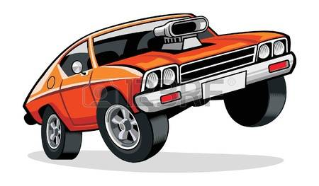 Muscle Car Clipart Images.