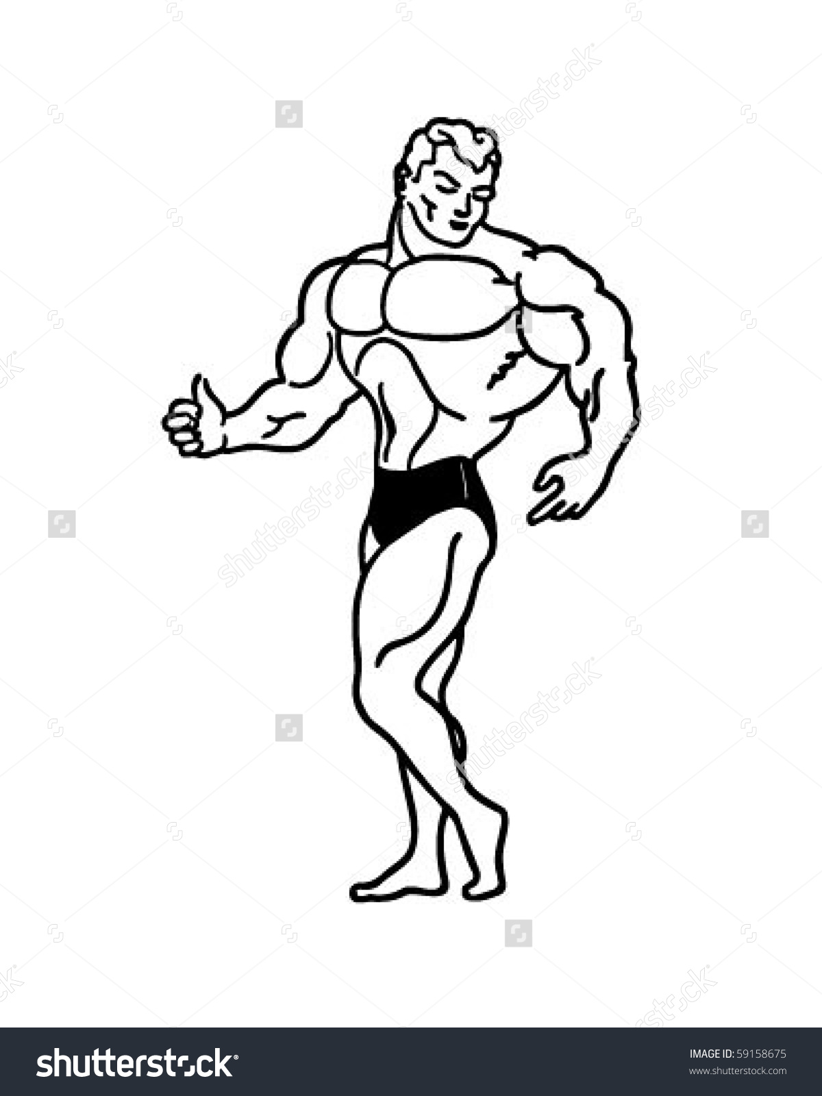 Muscle Man Clipart & Muscle Man Clip Art Images.