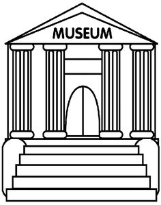 Museum clipart 3 » Clipart Station.