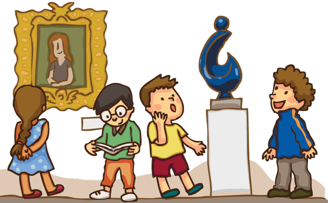 Museum clipart 2 » Clipart Station.