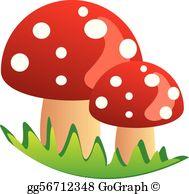 Mushroom Clip Art.
