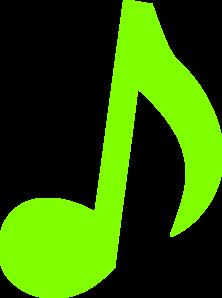 Music Note Clip Art at Clker.com.