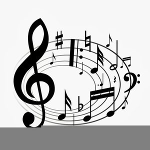 Need Find Clipart Pictures Music Notes.