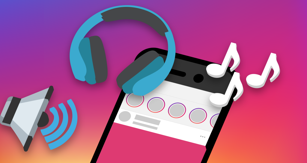 Instagram Stories now lets its 400M users add soundtracks.