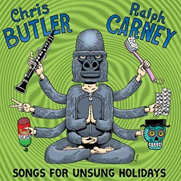 Chris Butler & Ralph Carney.