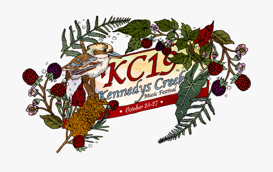 Kennedys Creek Music Festival 2019 , Free Transparent.