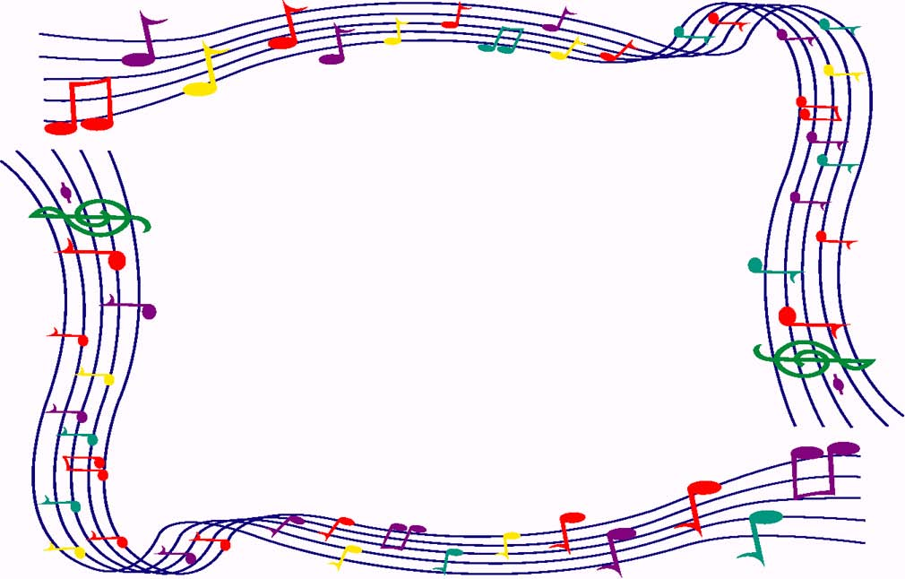 Music Border Clip Art Free & Music Border Clip Art Clip Art Images.