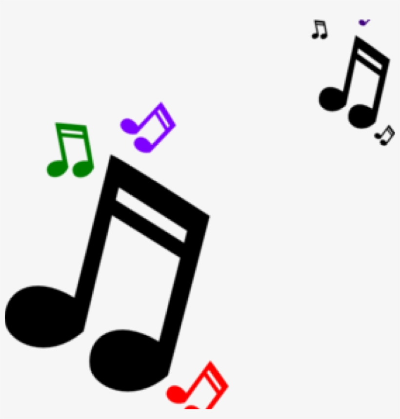 Free Clipart Musical Notes 19 Colorful Music Staff.