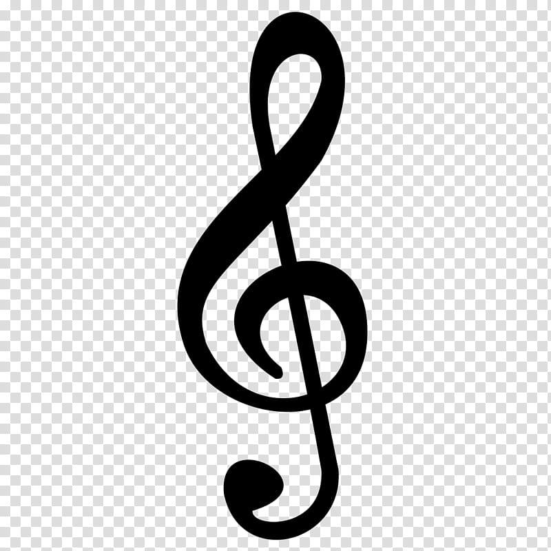 Symbolize, black music note transparent background PNG clipart.