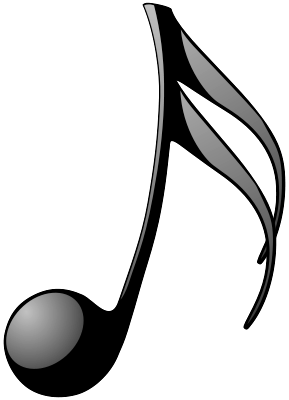 Musical Notes Png.
