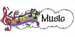 Free School Music Clipart.
