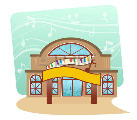 10,209 Music School Cliparts, Stock Vector And Royalty Free Music.