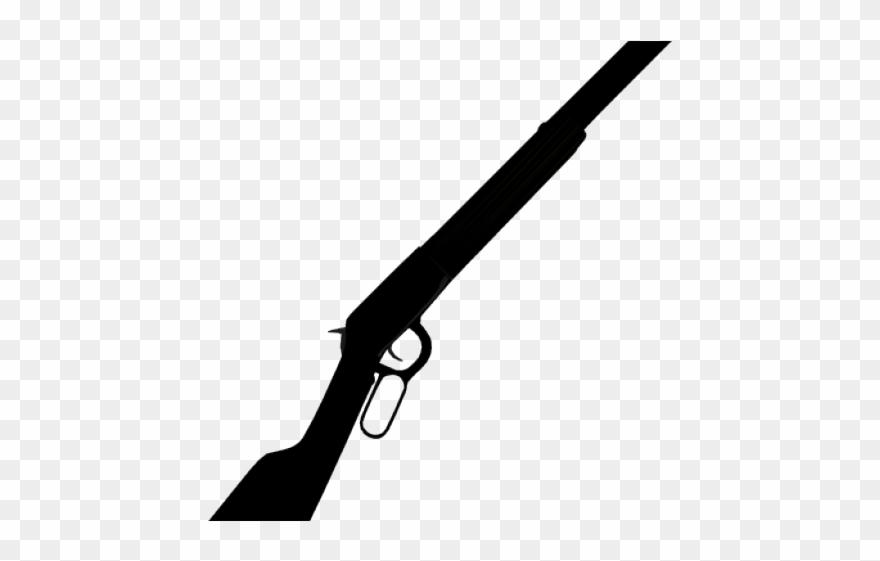 Machine Gun Clipart Cross Guns.