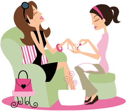 Showing post & media for Spa and nails cartoons.