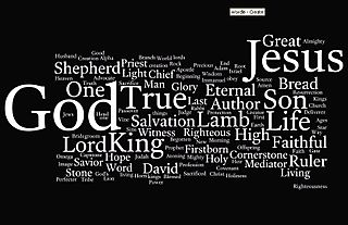 Names Of Jesus Clipart.