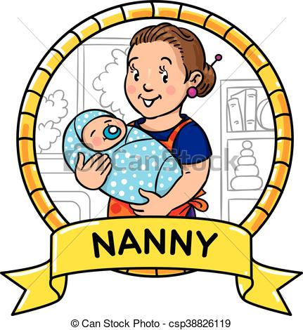 Nanny clipart 8 » Clipart Station.