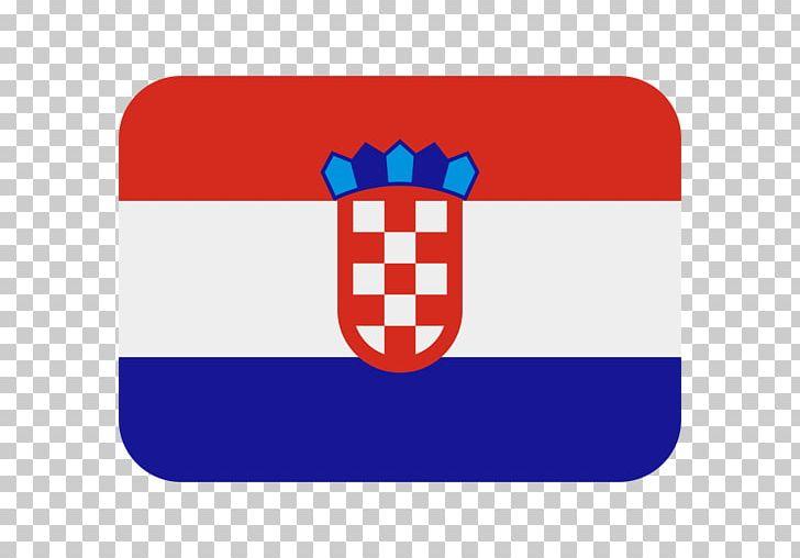 Flag Of Croatia Emoji Flag Of Croatia National Flag PNG.