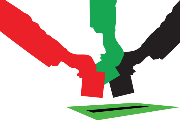 The UAE\'s Federal National Council: Votes among tribes.