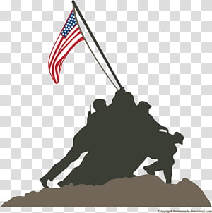 Flag of USA, Flag of the United States Raising the Flag on.