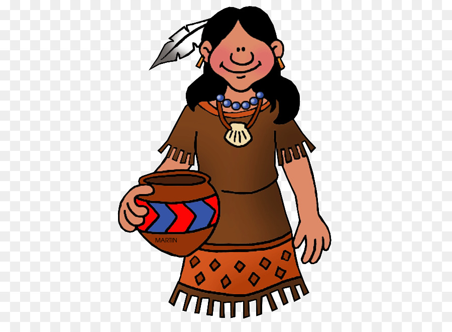 Download High Quality native american clipart boy.