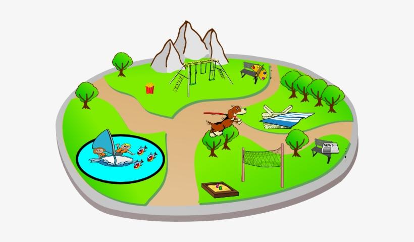 Nature Clipart Nature Park.
