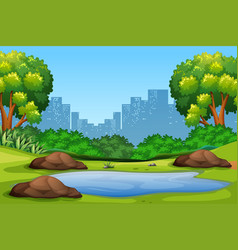 Park Background Clipart Vector Images (over 3,300).