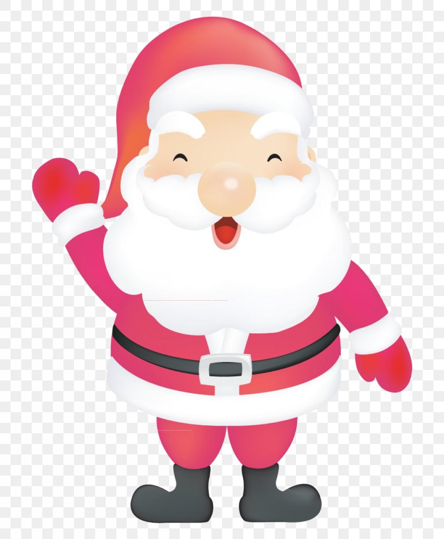 Papa Noel Santa Claus Navidad Vector Papa Clipart.