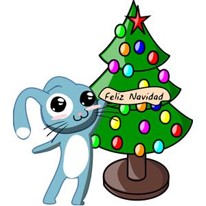 Feliz Navidad clipart, cliparts of Feliz Navidad free download (wmf.