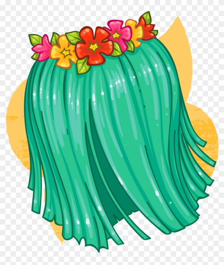 Find Near Me Grass Skirt Transparent Clipart Image Provided.