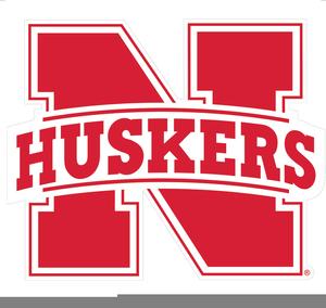 Nebraska Husker Clipart.