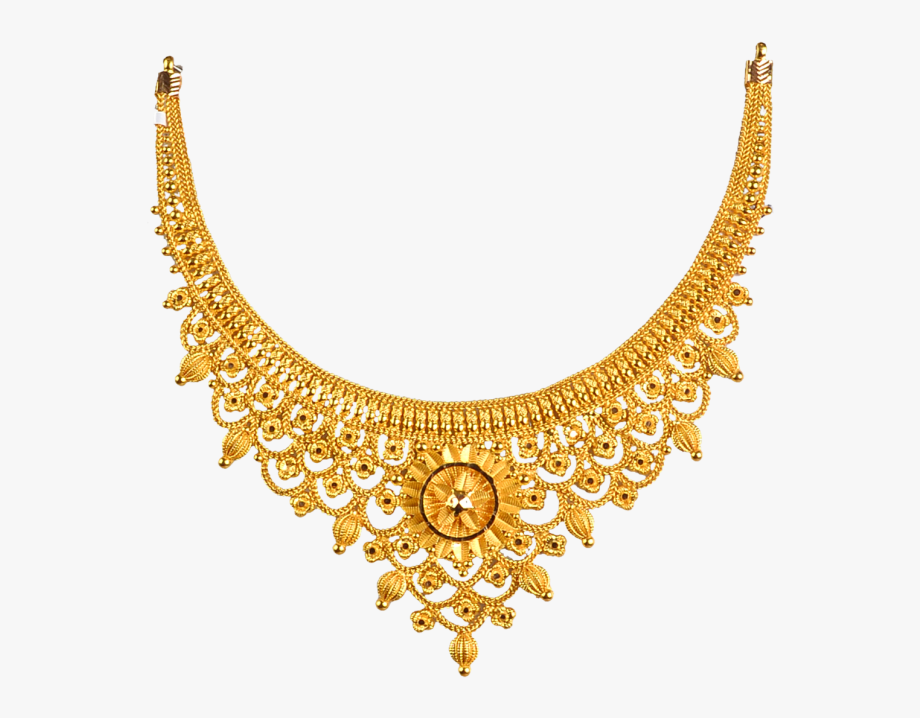 Necklace Design Png Photos.