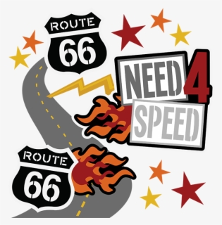 Free Need For Speed Clip Art with No Background.