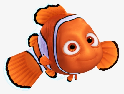 Free Nemo Clip Art with No Background.