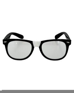 Free Clipart Nerd Glasses.