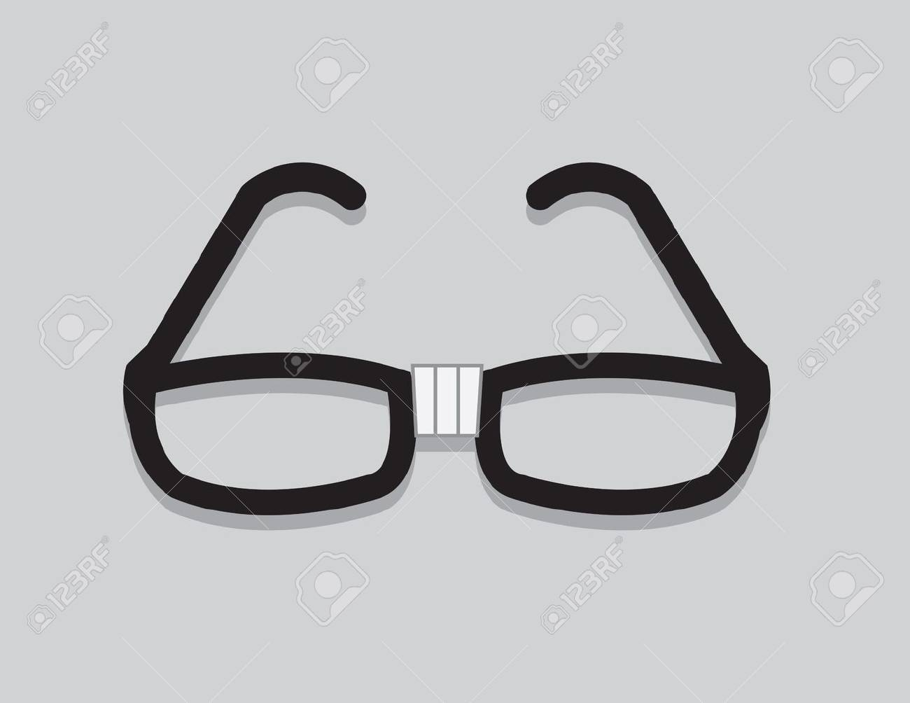 Nerdy glasses clipart 3 » Clipart Station.