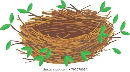 Clipart empty nest 5 » Clipart Portal.