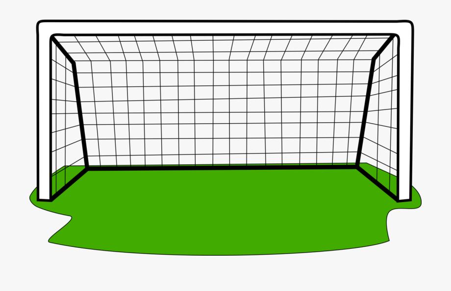 Football Net Clipart.