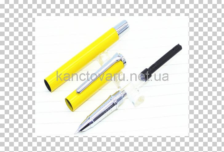 Pen PNG, Clipart, Objects, Office Supplies, Pen, Yellow Free PNG.