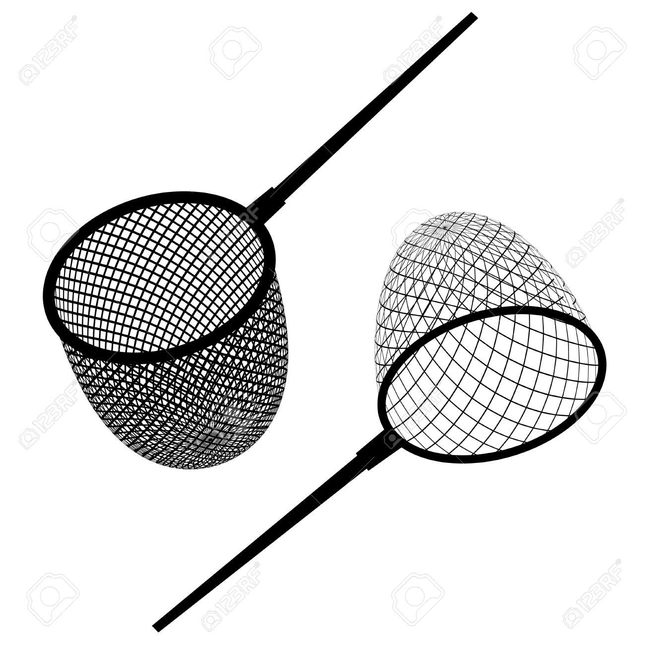 Fish Net Clipart.