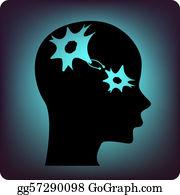 Neurotransmitters Clip Art.