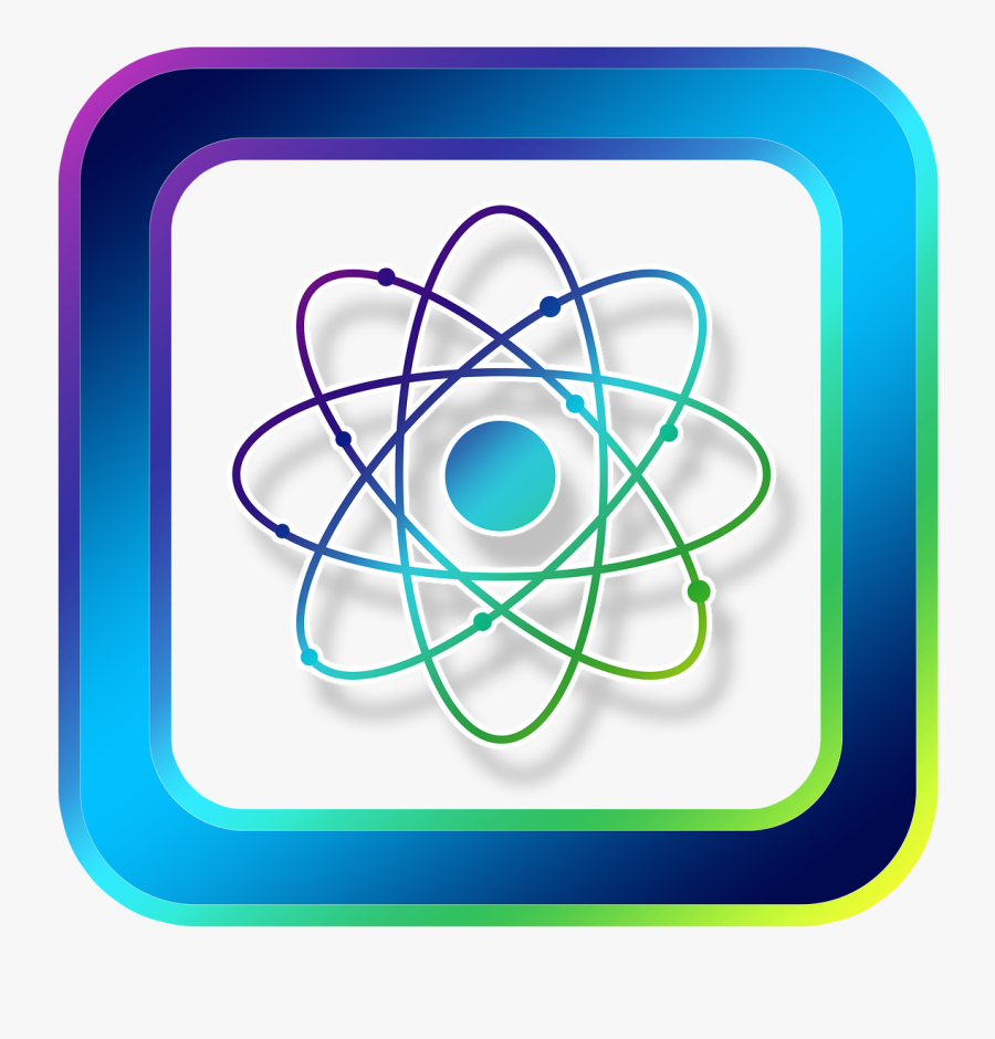 Transparent Atom Clipart.
