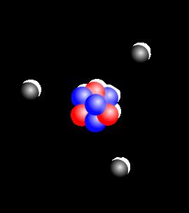 Atom clipart neutron, Atom neutron Transparent FREE for.
